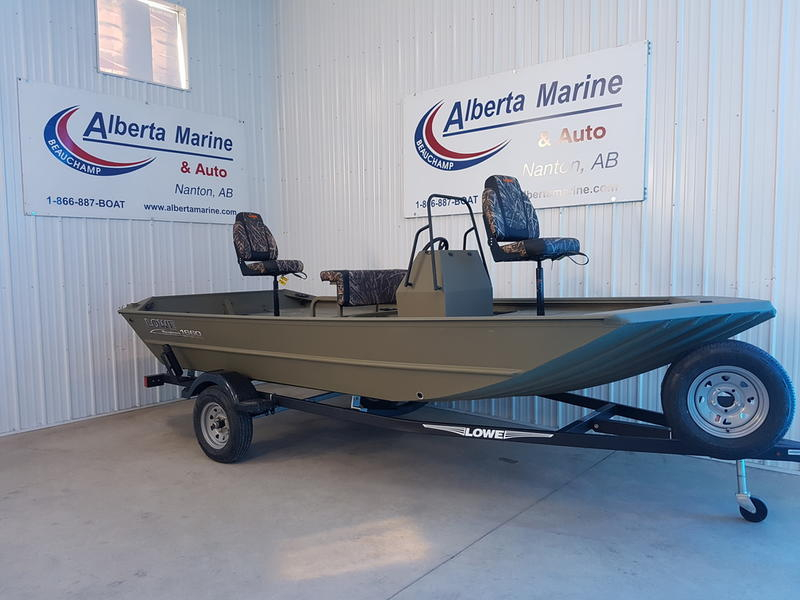 For Sale: 2019 Lowe Rx1660 Pathfinder ft<br/>Alberta Marine