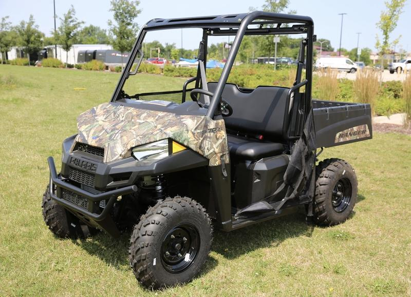 2018 Polaris RANGER 570 Polaris Pursuit Camo 1