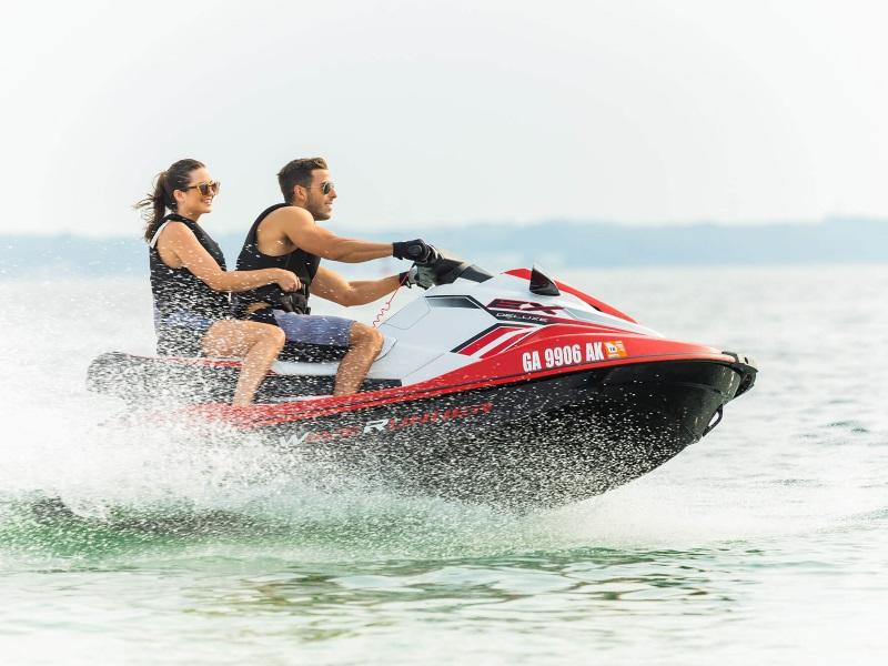 2019 Yamaha boat for sale, model of the boat is EX Deluxe & Image # 3 of 3