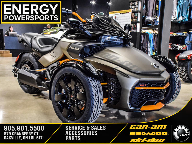 2019 Can-Am ATV Spyder® F3-S Special Series | 7 of 21
