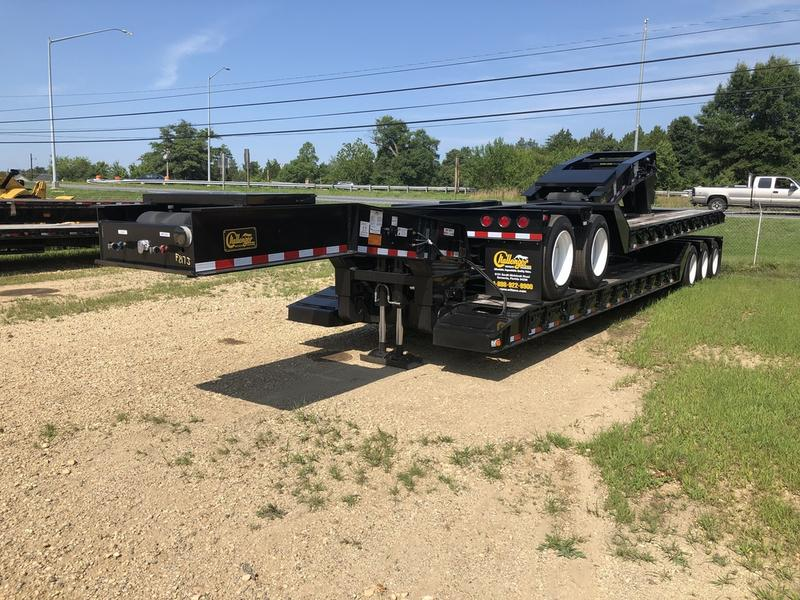 NEW 2019 WITZCO RG-50 LOWBOY TRAILER #636301