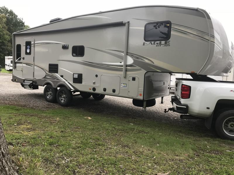 2019 Jayco Eagle HT Fifth Wheels 26.5RLDS | Dale Smith Campers on