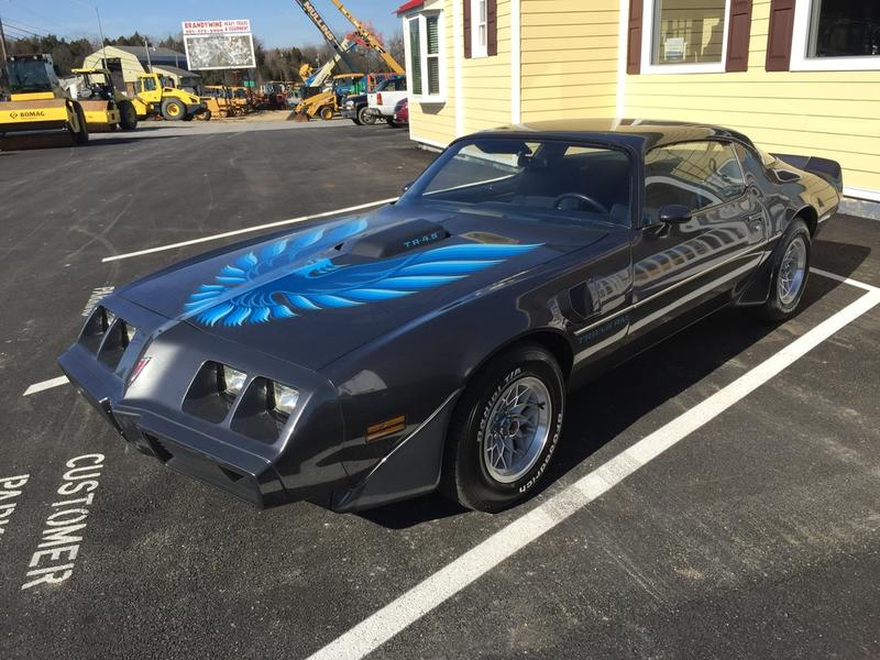 1980 PONTIAC TRANS AM Sedan