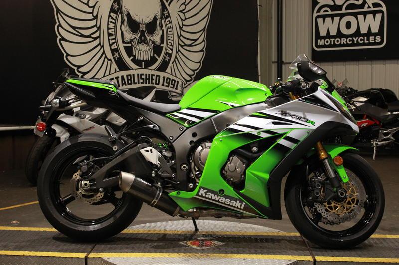 2015 Kawasaki Ninja Zx 10r 30th Anny Zx1000jffa Zx 10r Wow