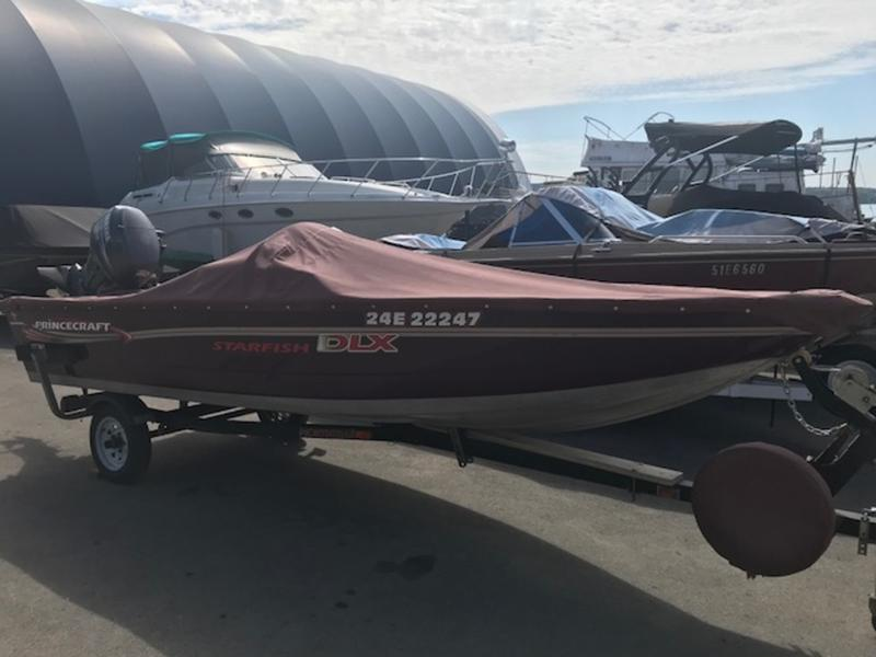2005 PRINCECRAFT STARFISH 16 DLX for sale
