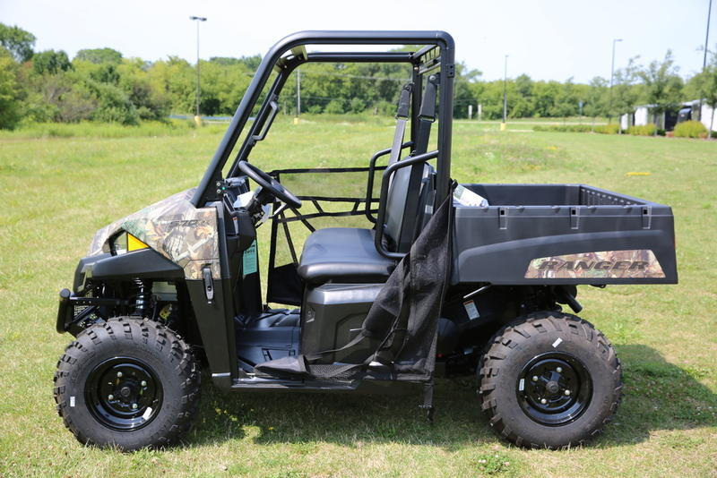 2018 Polaris RANGER 570 Polaris Pursuit Camo 2