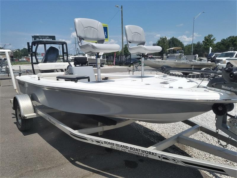 New  2018 Bomb Island Boat Works 160 Bay Boat in Gulfport, Mississippi