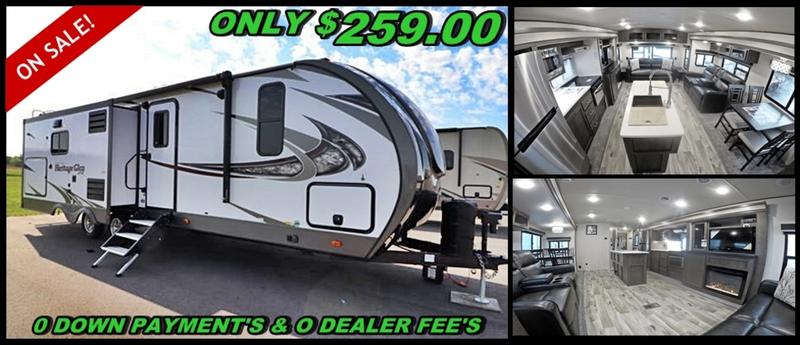 2018  Wildwood Heritage Glen 272RL for sale 58370
