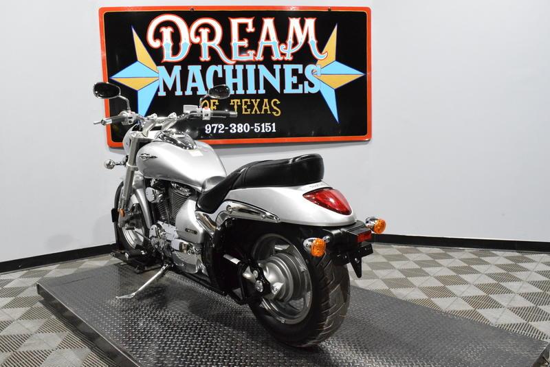 2013 Suzuki Boulevard M50   Dream Machines of Texas