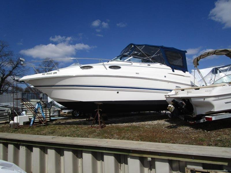 2002 Chaparral 260 CR Stock: 17754 | Riverside Marine