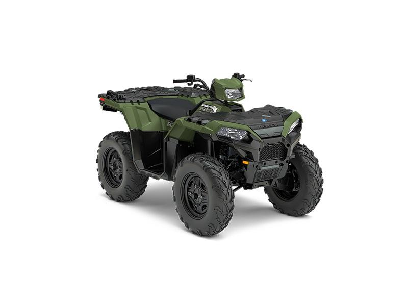 2017 Polaris Sportsman-850-Sage-Green
