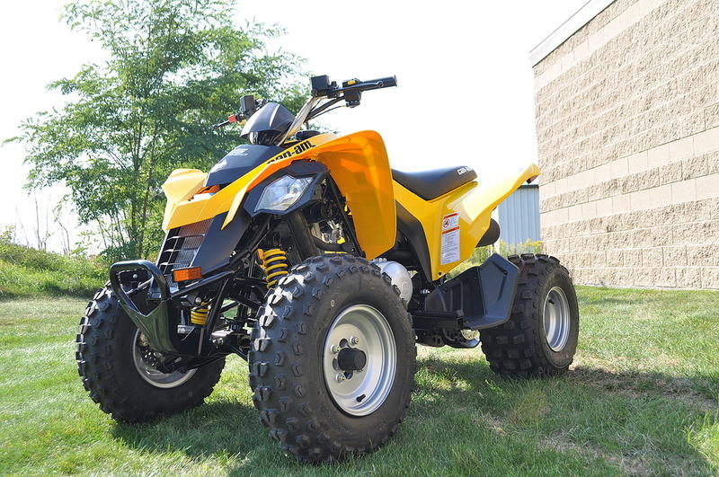 2018 Can-Am DS 250 for sale 62631
