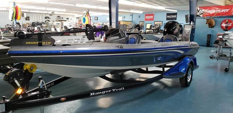 New  2019 Ranger Boats Z518 Fishing Boat in Hammond, Louisiana