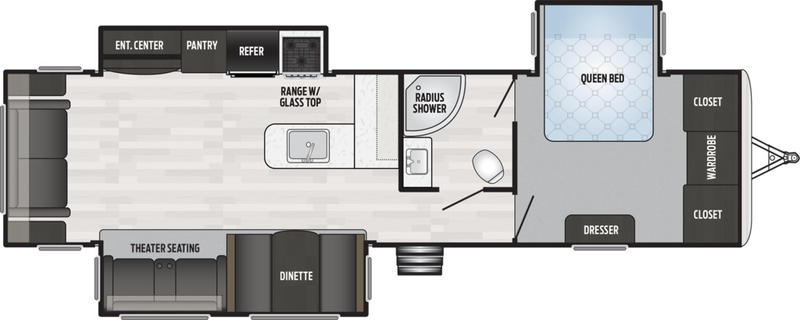 2019 Keystone RV Springdale 333RE | Mentor RV on heat pump thermostat diagram, honeywell thermostat installation diagram, rv thermostat replacement, rv thermostat duo therm air conditioner, home thermostat diagram, hvac thermostat diagram, thermostat connection diagram, rv thermostat wiring color code, rv wall thermostat, circuit diagram, how a thermostat works diagram, rv comfort coleman mach thermostat, 3 wire thermostat diagram, rv thermostat cover, rv ac thermostat wiring, rv wiring schematics, rv furnace thermostat wiring, rv air conditioning diagram, rv refrigerator diagram, rv thermostat upgrade,