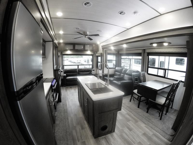 2019  Wildwood Heritage Glen 370BL for sale 58802