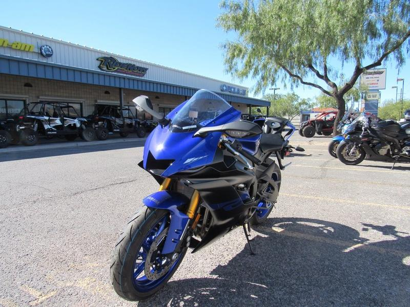 2019 Yamaha YZF-R6   RideNow Ina