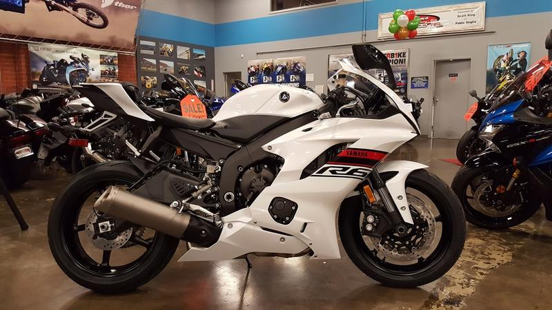 2019 Yamaha YZF-R6 for sale 140562