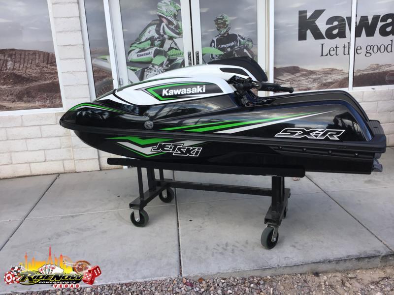 2018 Kawasaki Jet Ski® SX-R™ | RideNow on Boulder