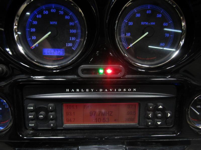 2009 Harley-Davidson FLHX - Street Glide 7