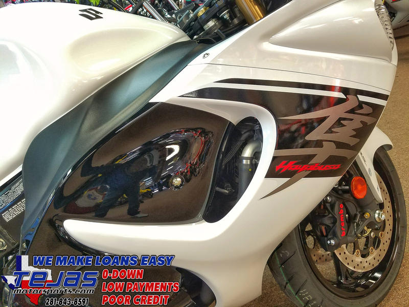 2017 Suzuki Hayabusa 3