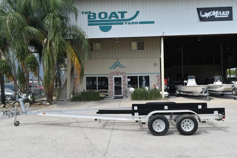 New  2018 McClain Trailers ATT-2460 Fits 22-24ft Modified -V Boat Boat Trailer in Marrero, Louisiana