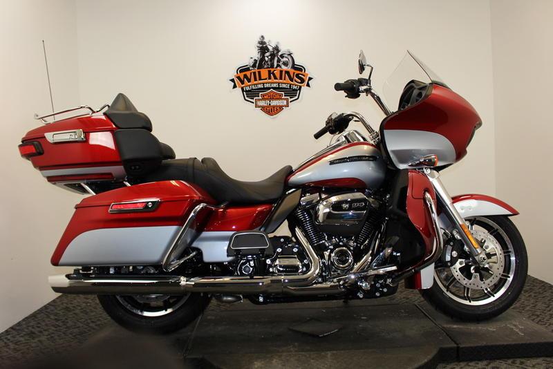 2019 Harley-Davidson® FLTRU - Road Glide® Ultra   Wilkins ... on