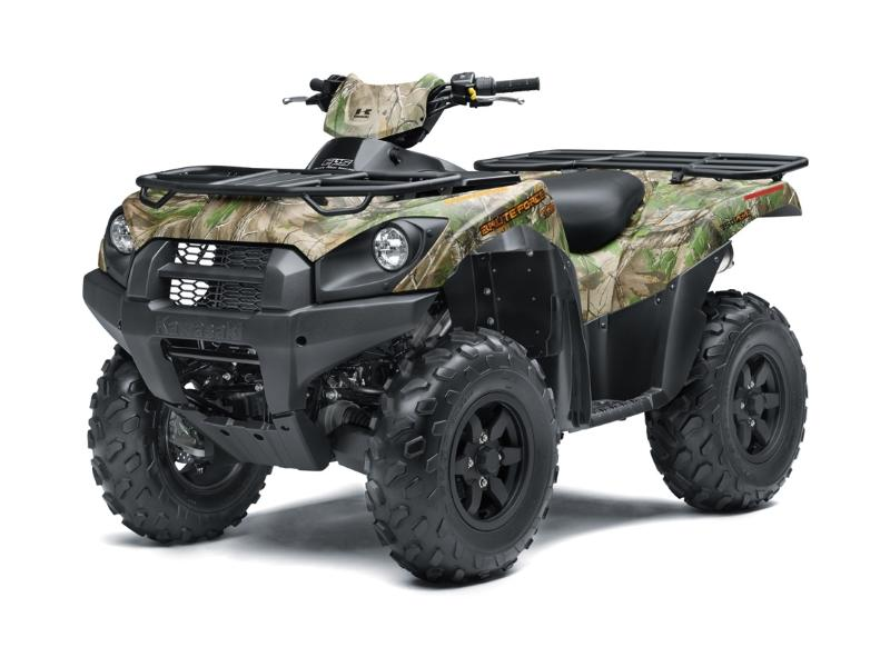2019 Kawasaki Brute Force 750 4x4i EPS Camo for sale 99930
