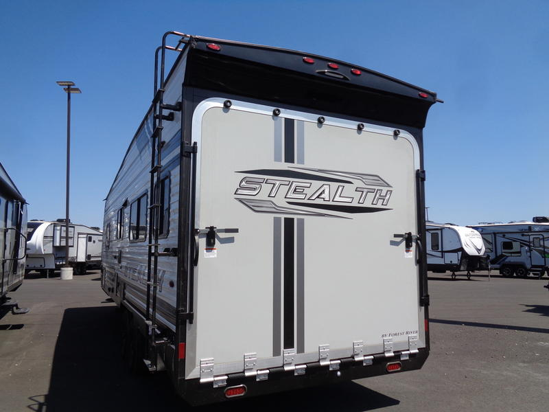 2020 Forest River Stealth FQ2514 | Broadmoor RV