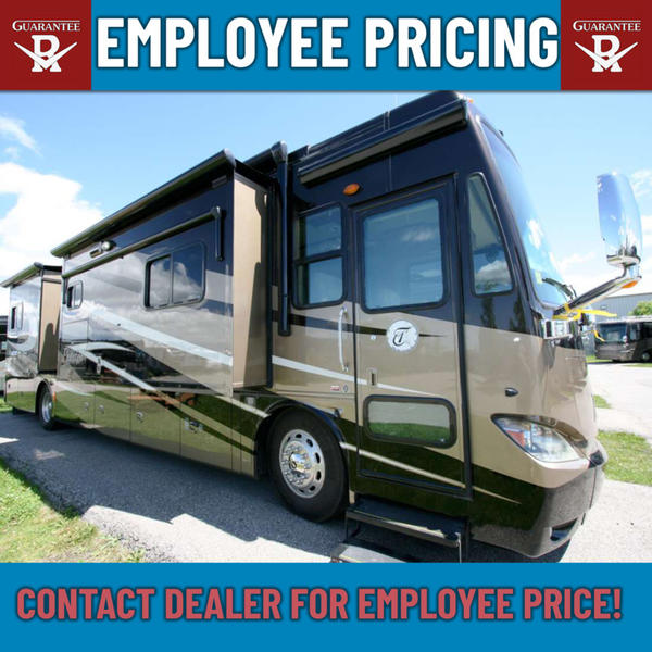 2011 Tiffin Motorhomes PHAETON 40QBH | Guarantee RV