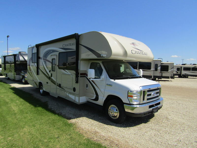 2018 Thor Motor Coach Chateau 28Z Ford | Camp Site RV