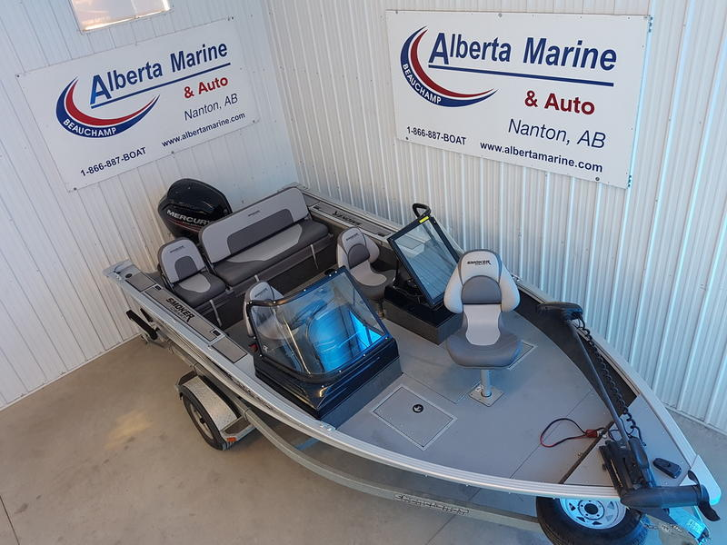 2017 Smoker Craft boat for sale, model of the boat is Pro Mag 172 & Image # 2 of 10