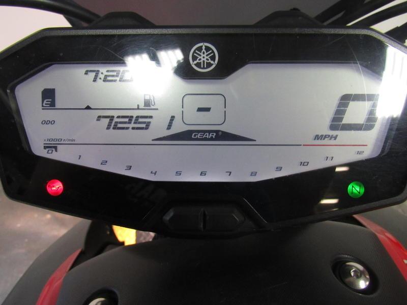 2015 Yamaha FZ-07 7