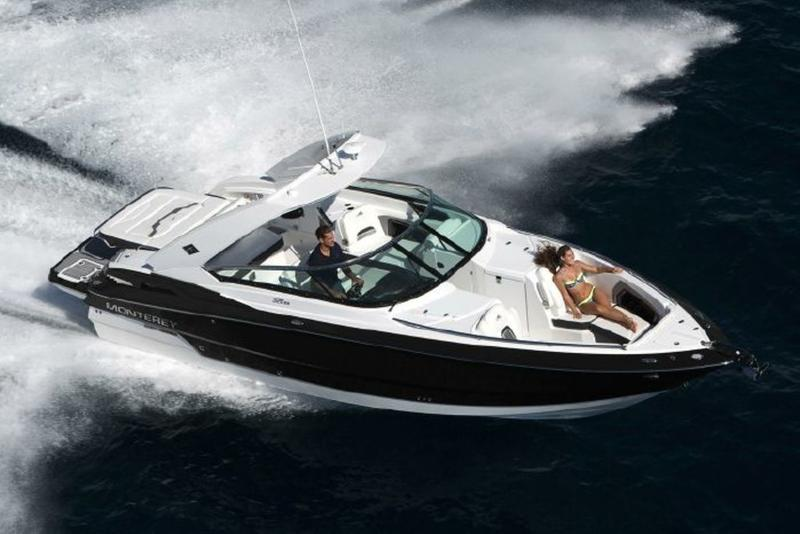 For Sale: 2020 Monterey 328ss ft<br/>Bay Marine