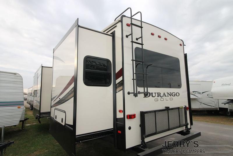 Luxury 2016 KZ RV Durango Gold G380FLF Stock 9010  Jerry39s