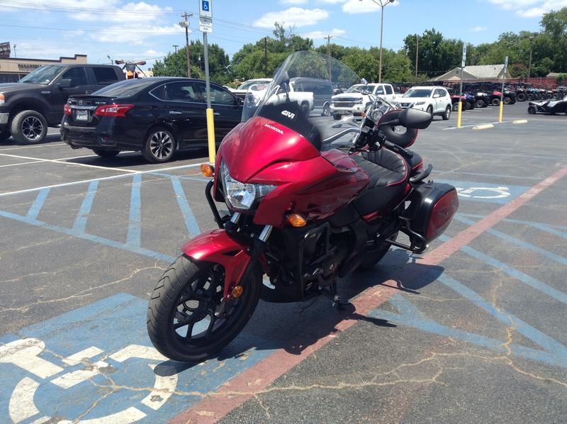 2018 Honda® CTX700 DCT | Cycle Center of Denton