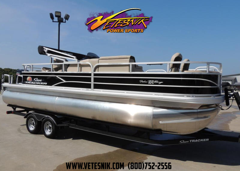 2019  FISHIN BARGE 22 DLX for sale 59316