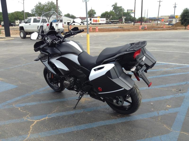2019 Kawasaki Versys® 1000 SE LT+ | Cycle Center of Denton