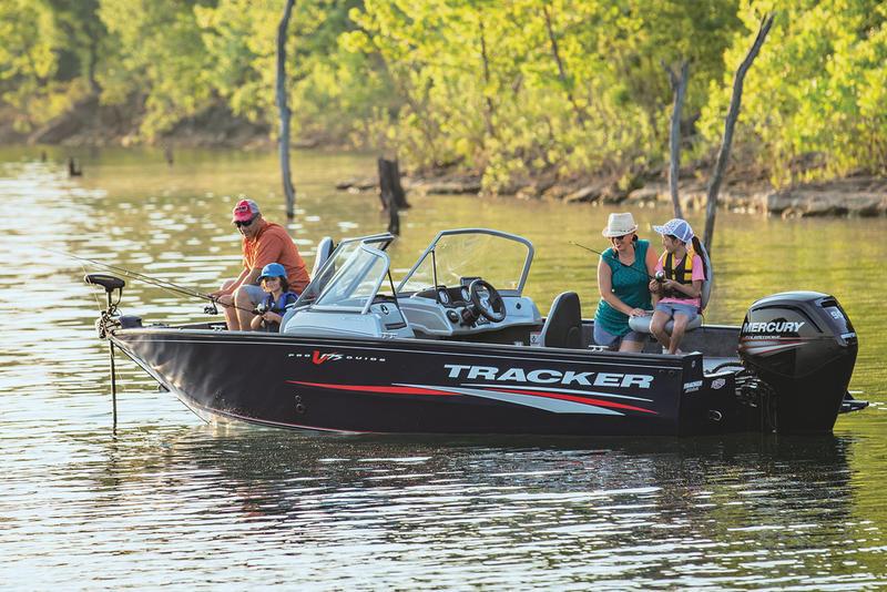 0.00Tracker® Boats2019