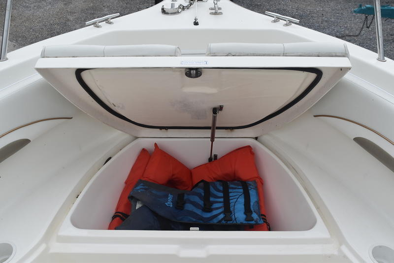 Used  2003 Aqua Sport  215 Osprey Sport  Bow Rider in Marrero, Louisiana