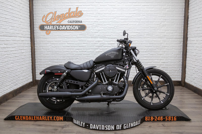 2018 Harley-Davidson XL883N - Sportster Iron 883 for sale 67852