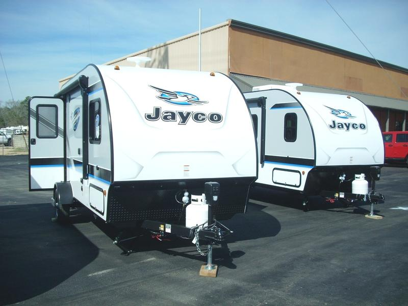 Awesome Jayco Launched Last Spring Jayco S Ultralight Hummingbird Line Joined
