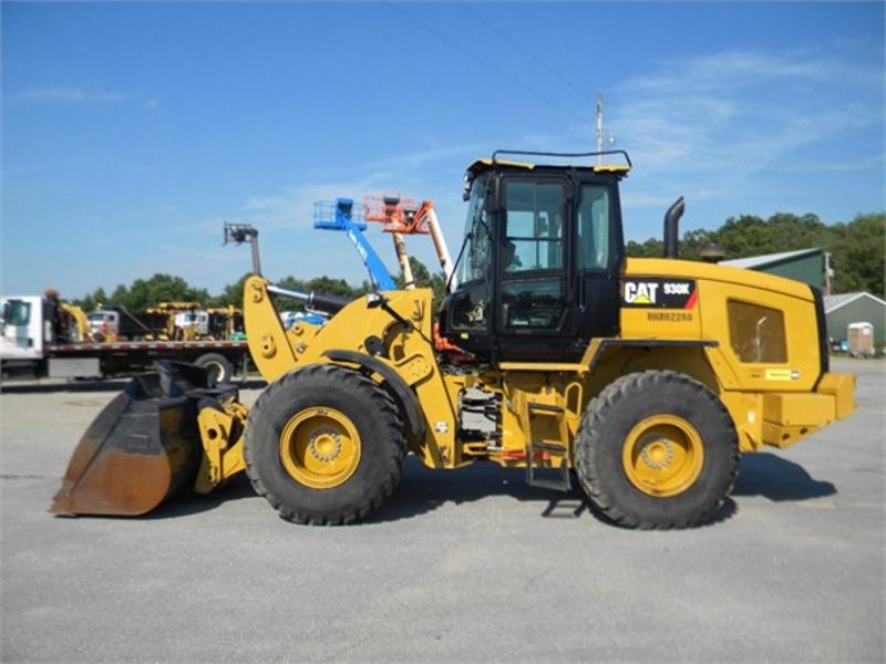 2013 CATERPILLAR 930K Wheel Loader