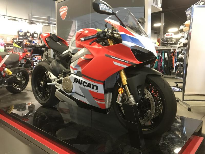 2019 Ducati Panigale V4 S Corse | Moon Motorsports