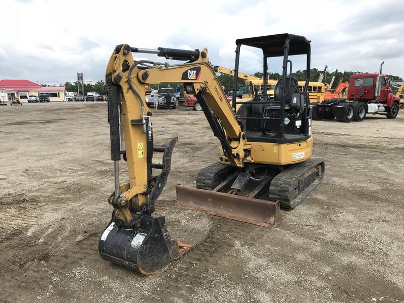 2015 Caterpillar 303E CR MINI EXCAVATOR 581358 Mini Excavator