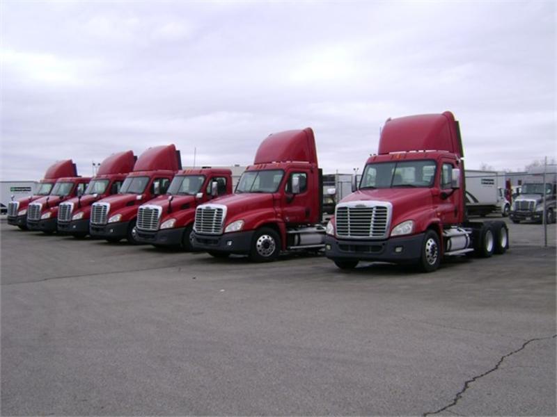 2012 Freightliner® CASCADIA 113 STOCKGROUP | Fyda Freightliner
