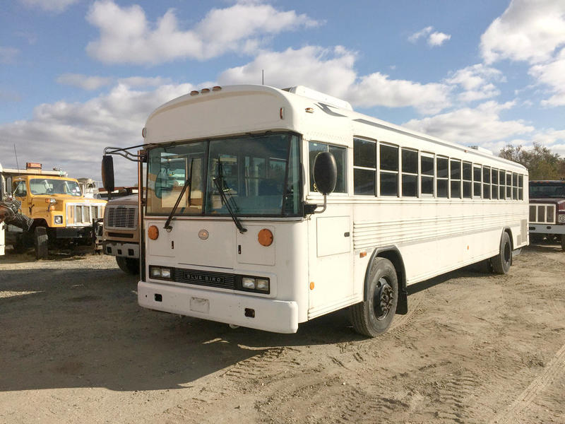 2009 BLUE BIRD - Passenger Bus