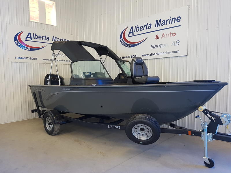 For Sale: 2020 Lund 1650 Rebel Xl Sport ft<br/>Alberta Marine