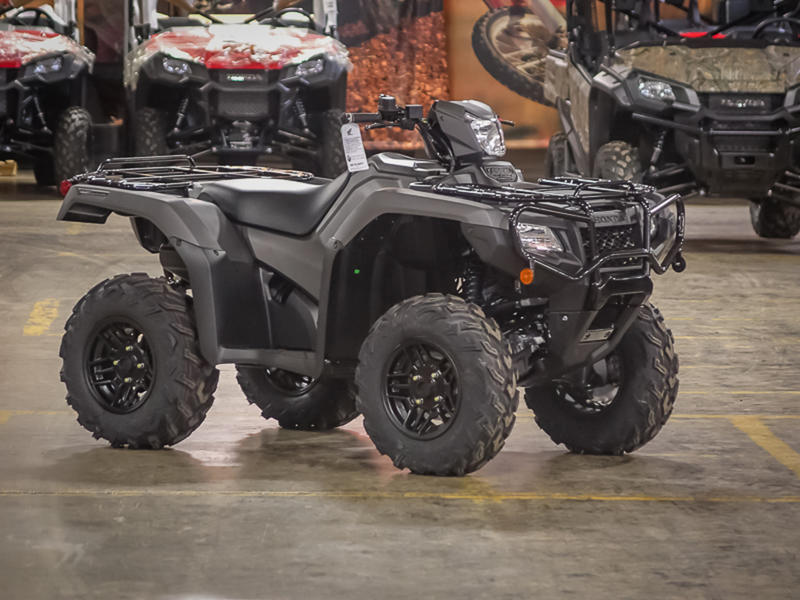 2019 Honda® FourTrax Foreman Rubicon 4x4 Automatic DCT EPS