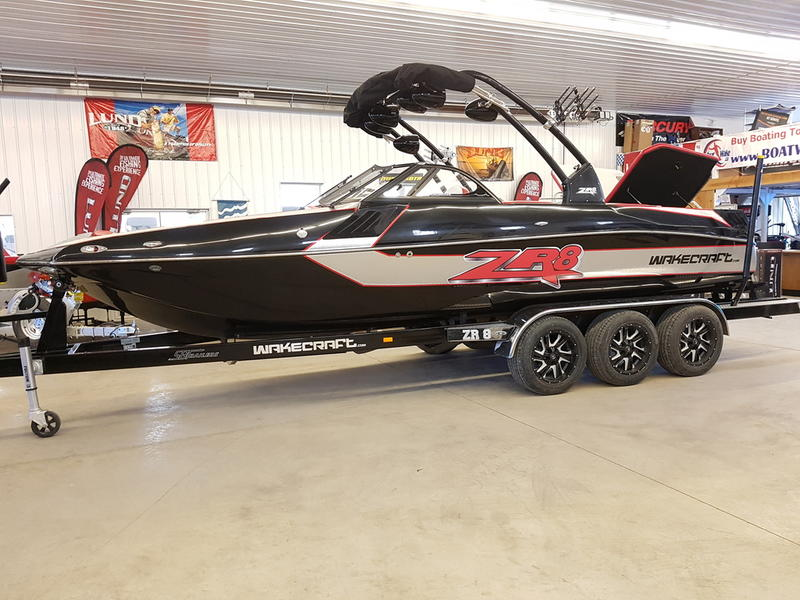 For Sale: 2017 Wakecraft Zr8 ft<br/>Alberta Marine