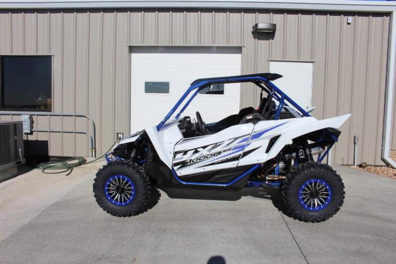 2019 Yamaha YXZ1000R SS SE Ultra White | Wild West Motorsports